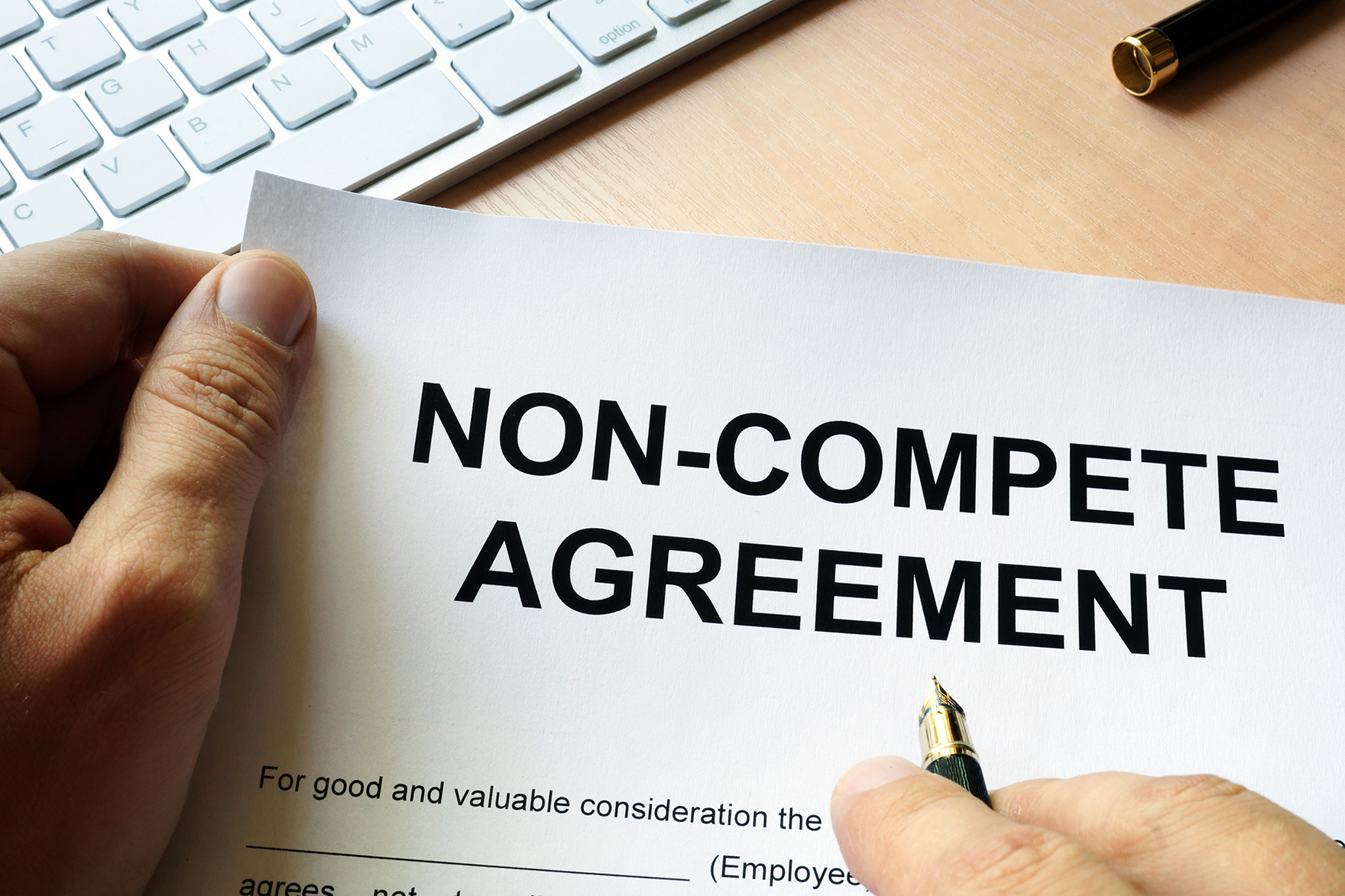 Non-compete Agreement violations - Driscoll Investigations
